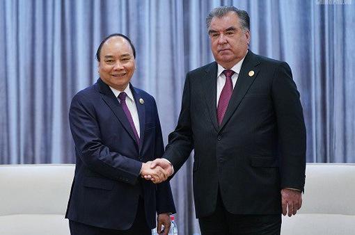 Tajikistan coi trọng quan hệ hữu nghị truyền thống với Việt Nam