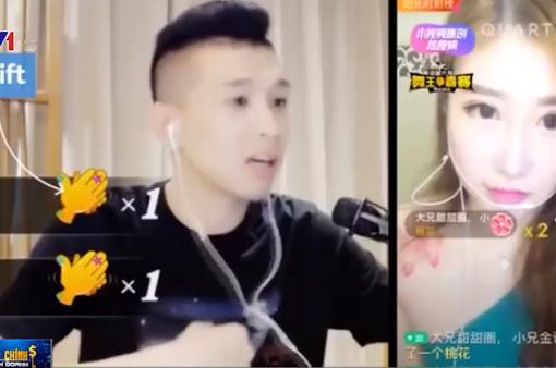 Livestream- Trào lưu kiếm tiền cuốn hút giới trẻ của Trung Quốc