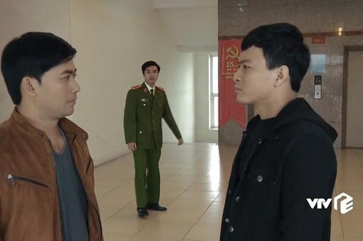 Mê cung - Tập 2: Nội bộ đội điều tra lục đục vì Khánh mâu thuẫn với đồng nghiệp