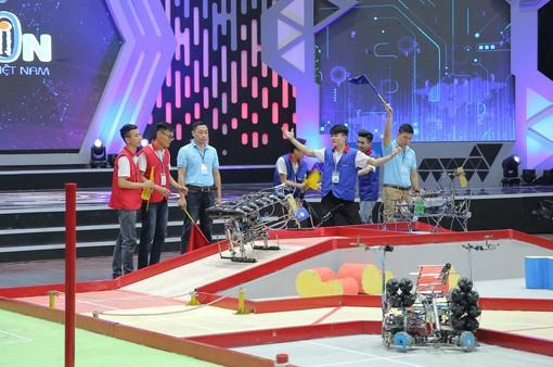 Đón xem vòng loại Robocon Việt Nam 2019 (20h30, VTV2)