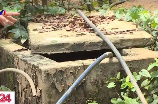 Tiếp diễn nguy cơ thiếu nước trong mùa khô hạn ở Hòa Bình