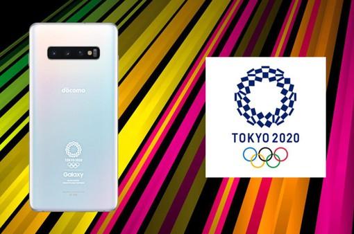 Samsung ra mắt Galaxy S10+ phiên bản Olympic Games Edition