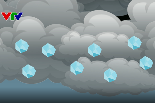 Dấu hiệu nhận biết trời sắp có mưa đá