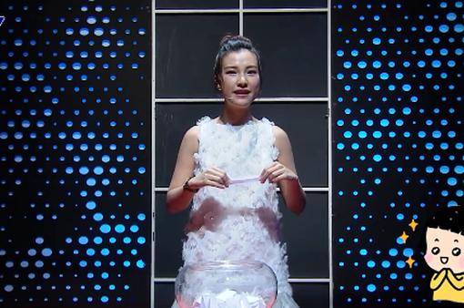 """Hoàng Oanh: """"Vai trò tôi làm tốt nhất từ trước tới giờ là MC"""""""