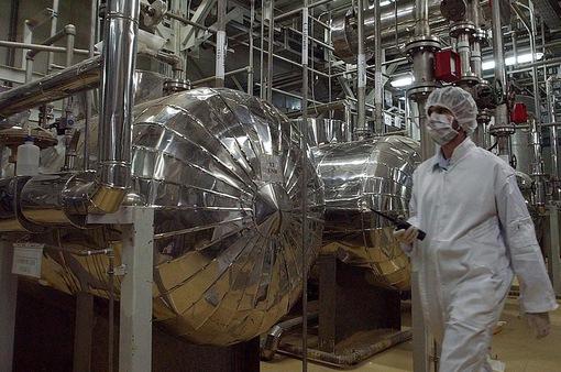 Iran tăng 4 lần sản lượng urani làm giàu cấp độ thấp