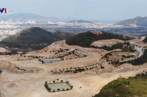 Hàng loạt dự án xây dựng trên đất lâm nghiệp tại Nha Trang