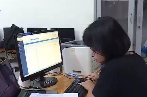 Phần mềm quản lý dữ liệu giáo dục PINO hoạt động bình thường