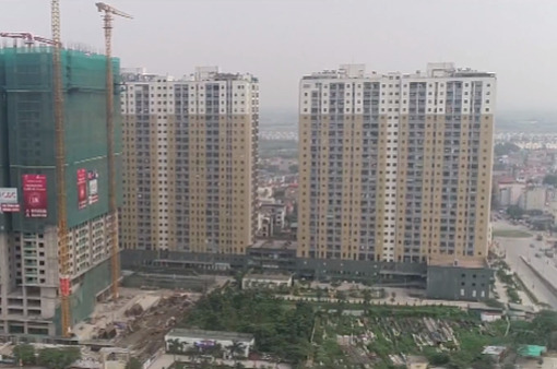 Hà Nội: Khan hiếm căn hộ giá trên dưới 1,5 tỷ đồng