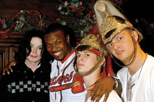 Aaron Carter: Michael Jackson là một người thật sự tốt