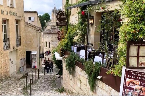 Trải nghiệm rượu vang Pháp