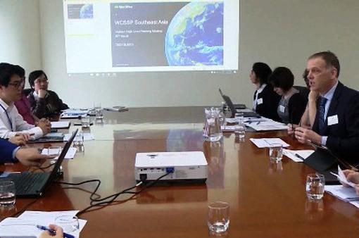 Hợp tác quốc tế nâng cao năng lực dự báo, cảnh báo thiên tai