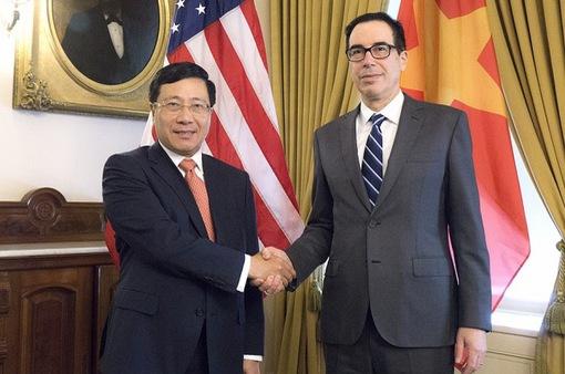 Khuyến khích các công ty Hoa Kỳ đầu tư và kinh doanh tại Việt Nam