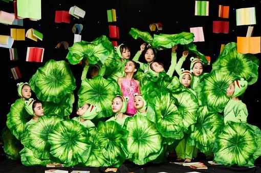 Sắc màu tuổi thơ: Kể chuyện cổ tích bằng vũ kịch