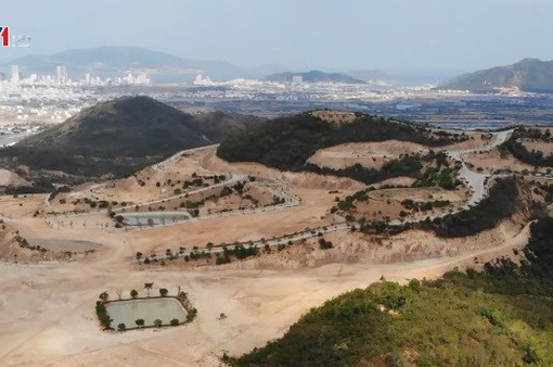 Nhiều dự án sai phạm về quy hoạch trên đất rừng tại Khánh Hòa