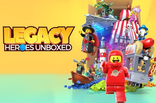 LEGO sắp có game RPG mới trên Android và iOS