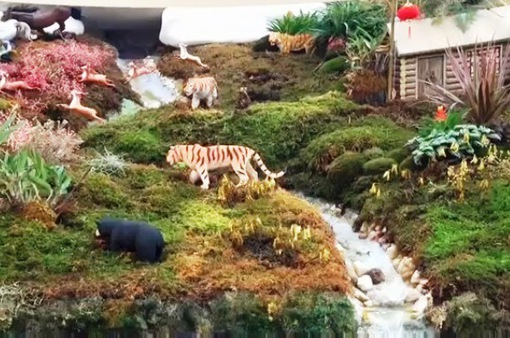 Nỗ lực bảo vệ môi trường tại Trung Quốc