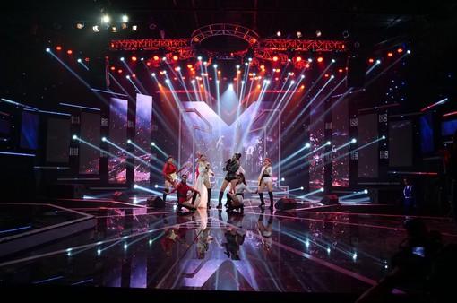 Giám khảo Huy Tuấn bất ngờ khi lần đầu tiên thấy Thanh Hương chơi trống, hát rock cực chất
