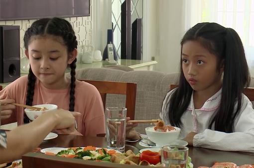 """Đánh cắp giấc mơ - Tập 4,5: Bước chân vào nhà giàu, Khánh Quỳnh được yêu quý, """"em Cám"""" Hải Vân bị mẹ nuôi dằn mặt"""