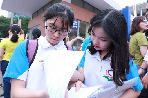 Ngày 17/6, thí sinh vào lớp 10 bắt đầu nộp đơn phúc khảo bài thi
