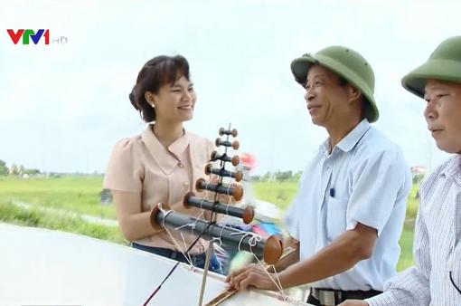 Không khí nhộn nhịp ngày hè tại quê hương của những con diều sáo