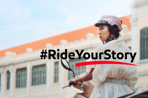 Ride Your Story – Cuộc thi về câu chuyện về tình thân giữa mỗi người với chiếc xe máy