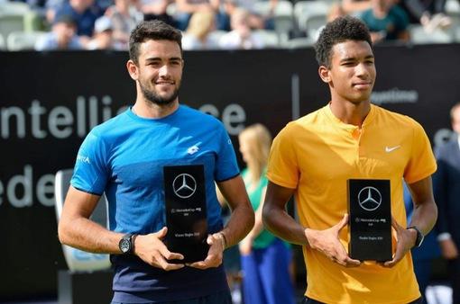 Matteo Berrettini vô địch giải Stuttgart mở rộng