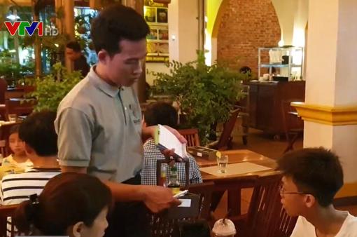 Thanh toán điện tử ngày càng phổ biến ở Siem Reap, Campuchia