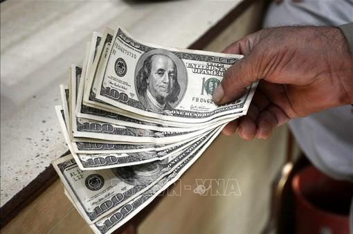 Tỷ giá trung tâm tăng 10 đồng