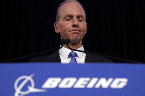 Boeing nhận sai sót trong vụ tai nạn máy bay 737 MAX