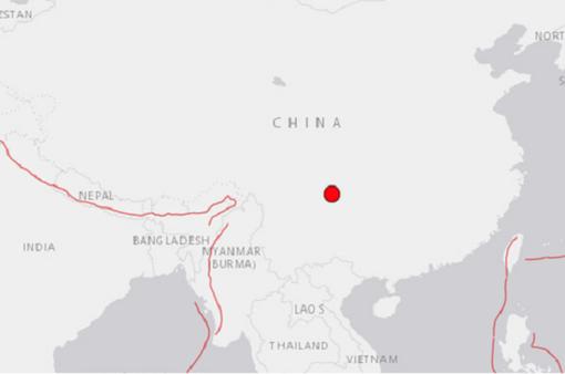Động đất ở Tứ Xuyên, Trung Quốc: Con số thương vong tăng lên 133 người