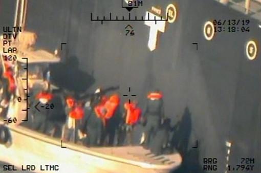 Mỹ tiếp tục cáo buộc Iran tấn công tàu hàng trên vịnh Oman