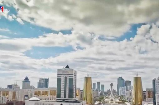 Nursultan - Ánh sáng trên thảo nguyên Kazakhstan