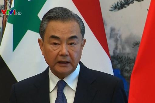 Trung Quốc kêu gọi Mỹ ngừng gây sức ép với Iran