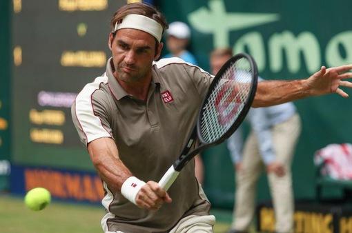Halle mở rộng 2019: Roger Federer thắng kịch tính trận ra quân