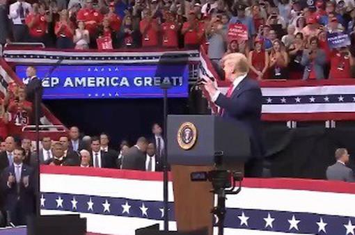 Vì sao những người ủng hộ Tổng thống Trump muốn ông tái đắc cử?