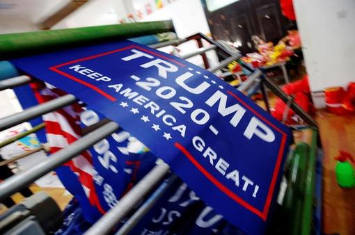 Chiến dịch tái tranh cử của Tổng thống Donald Trump