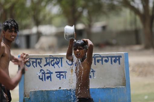 Ấn Độ: Số người thiệt mạng vì nắng nóng tăng gần gấp đôi