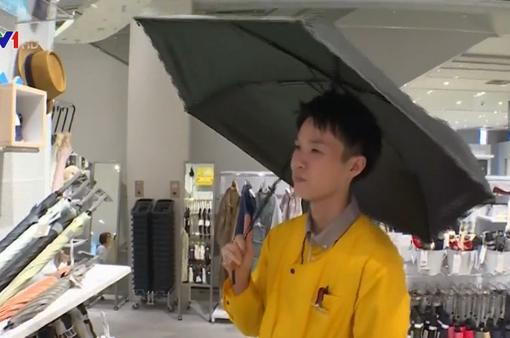 Doanh số bán ô cho nam giới Nhật Bản tăng mạnh