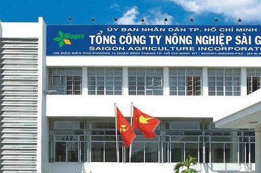 Cách chức ông Lê Tấn Hùng - TGĐ công ty Nông nghiệp Sài Gòn