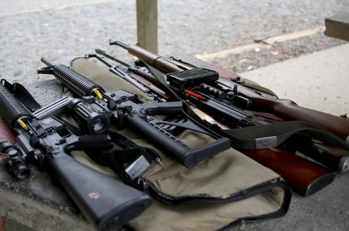 New Zealand mua lại súng của người dân