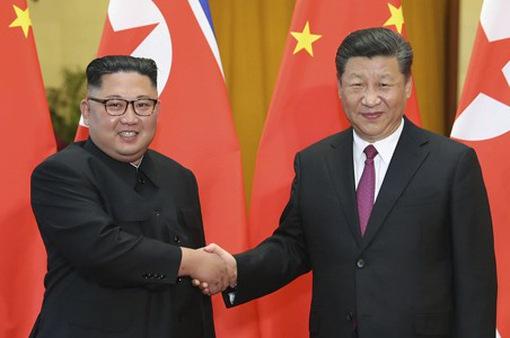 Trung Quốc - Triều Tiên thúc đẩy quan hệ