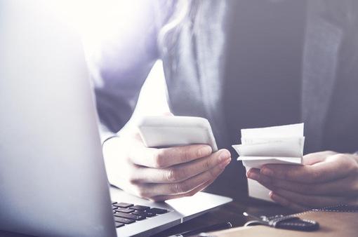 """Chuyển đổi số bắt đầu từ chiếc máy scan: Tương lai về văn phòng """"không giấy tờ"""""""
