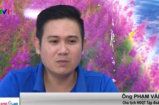 Ông chủ Asanzo nói gì về nghi vấn hàng xuất xứ Trung Quốc đội lốt hàng Việt?