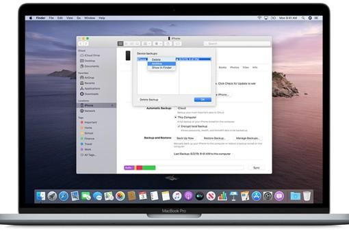 Cách cài lại iOS 12 sau khi đã cập nhật lên iOS 13 beta