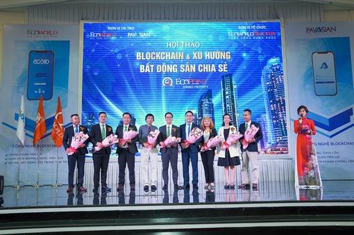 """Hội thảo """"Blockchain và xu hướng bất động sản chia sẻ 4.0"""""""