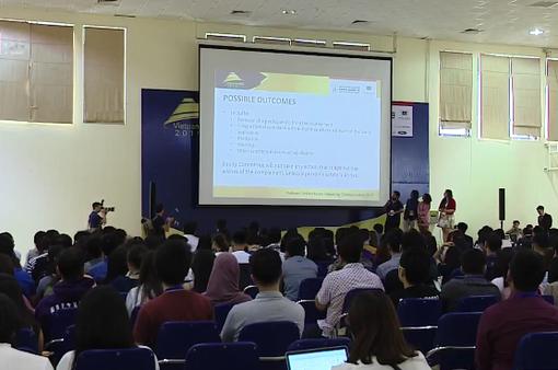 Việt Nam đăng cai Giải Vô địch Tranh biện châu Á