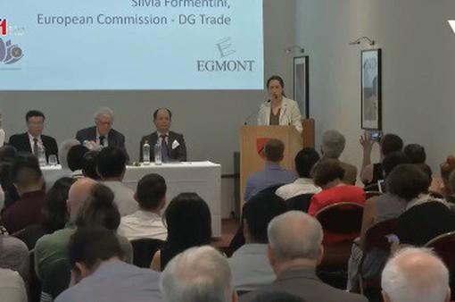 Hội thảo thúc đẩy quan hệ Việt Nam – EU