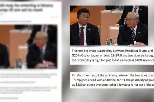 Kịch bản nào cho thương mại Mỹ - Trung?