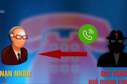 Bị lừa hàng tỷ đồng qua các cuộc điện thoại