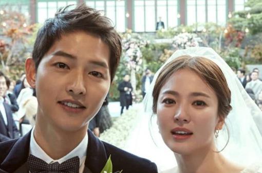 Cặp đôi Song Hye Kyo và Song Joong Ki ly hôn!
